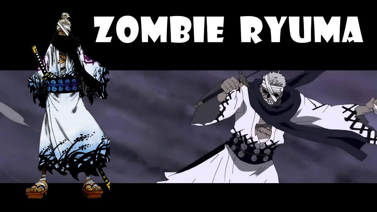 zombie ryuma
