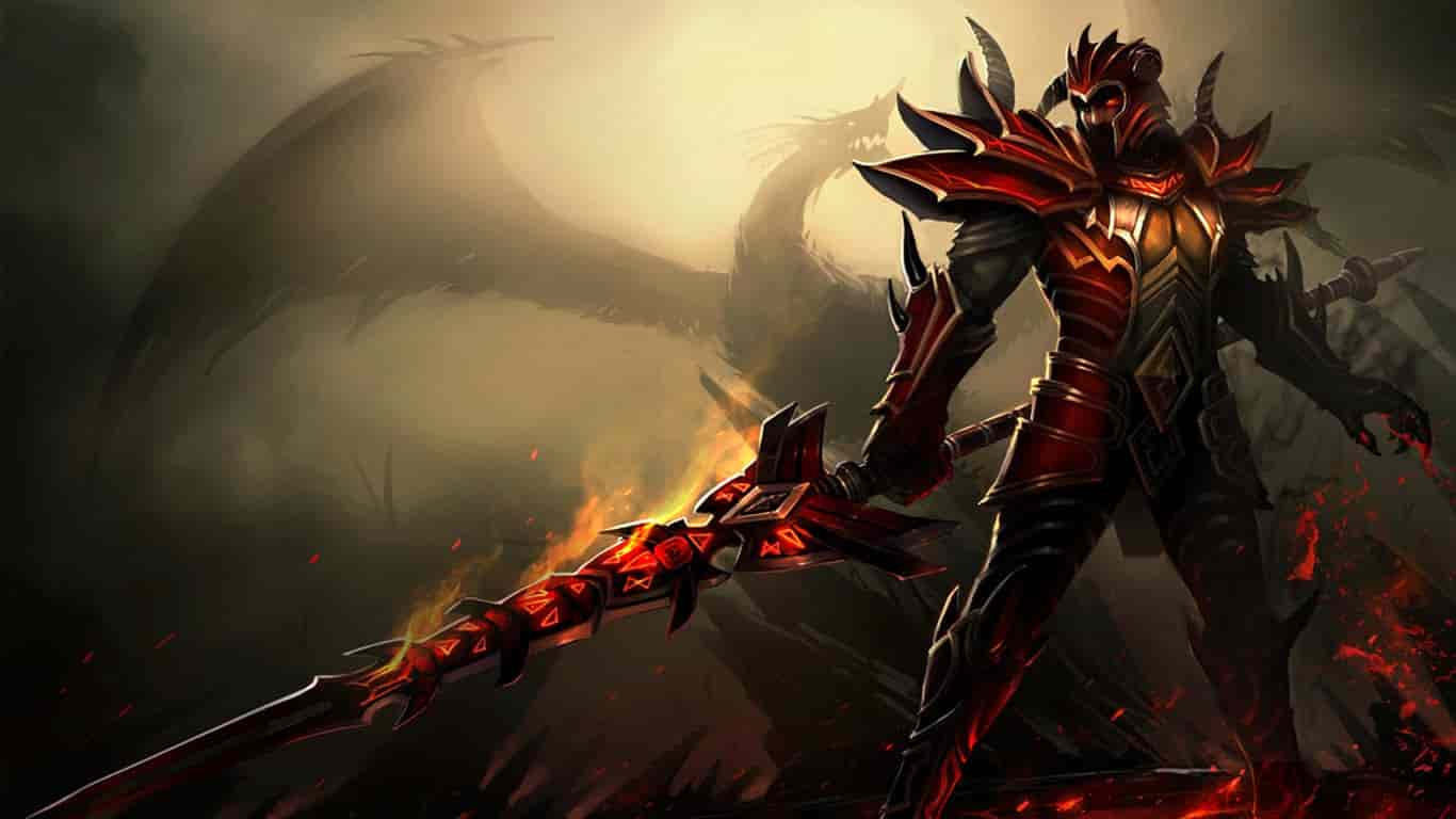 Dragon Knight Swod
